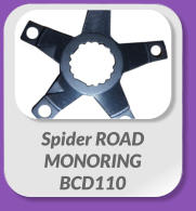 Spider ROAD  MONORING  BCD110