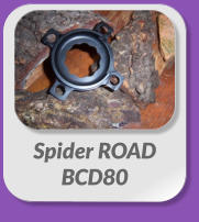 Spider ROAD  BCD80
